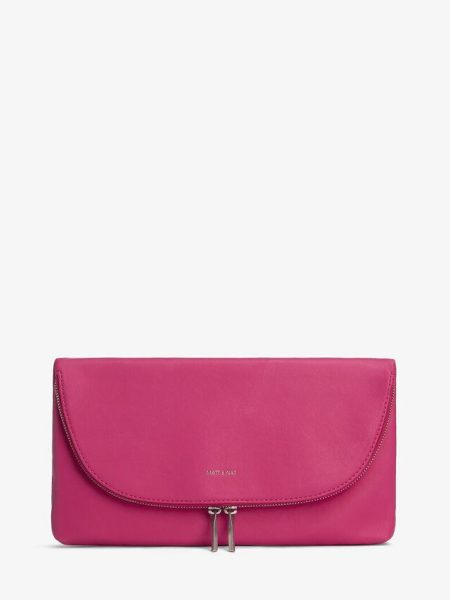 Matt and Nat|Clutch Robby Fuchsia