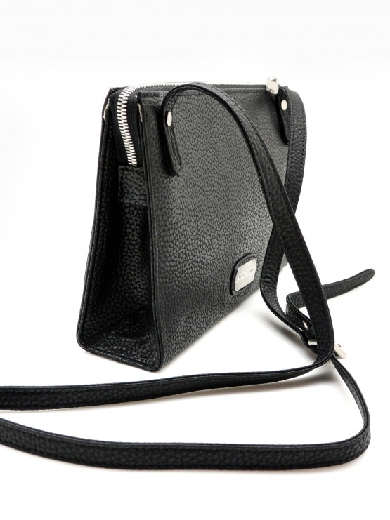 Denise Roobol | City Bag Zwart from Wolf and Storm