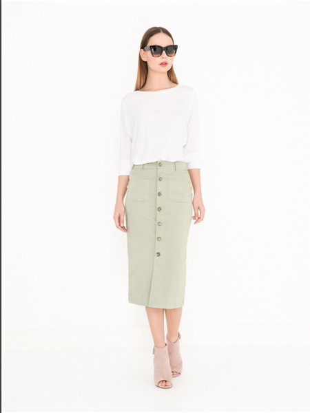 Miss Green | Top Eileen Tencel