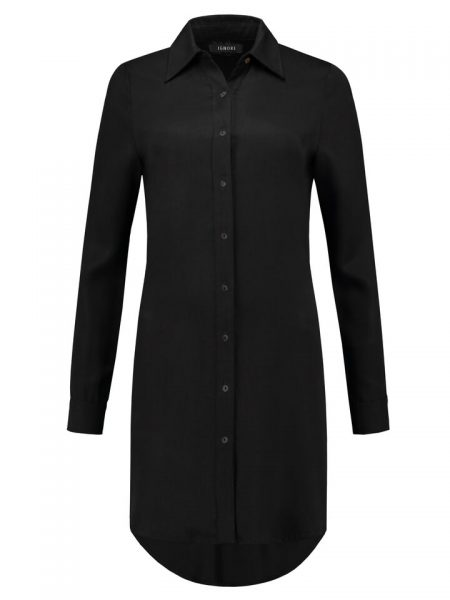 RESISTE ET REVE | SHIRT DRESS ZWART