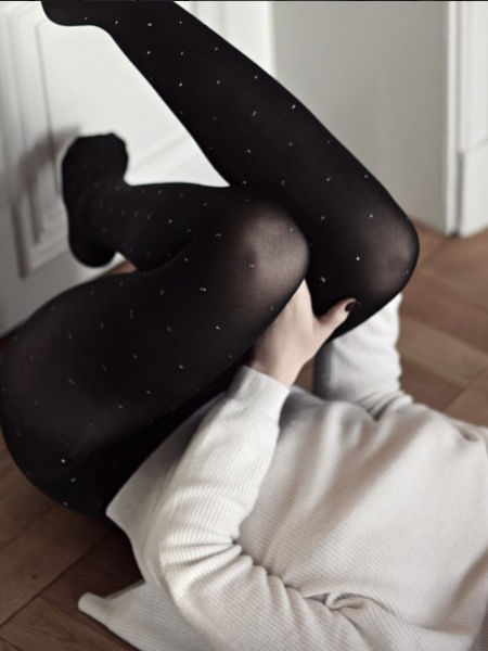 Swedish Stockings | Duurzame Panty met Dots
