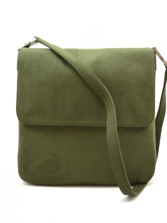 Denise Roobol   Comfort Bag Army Green from Wolf and Storm