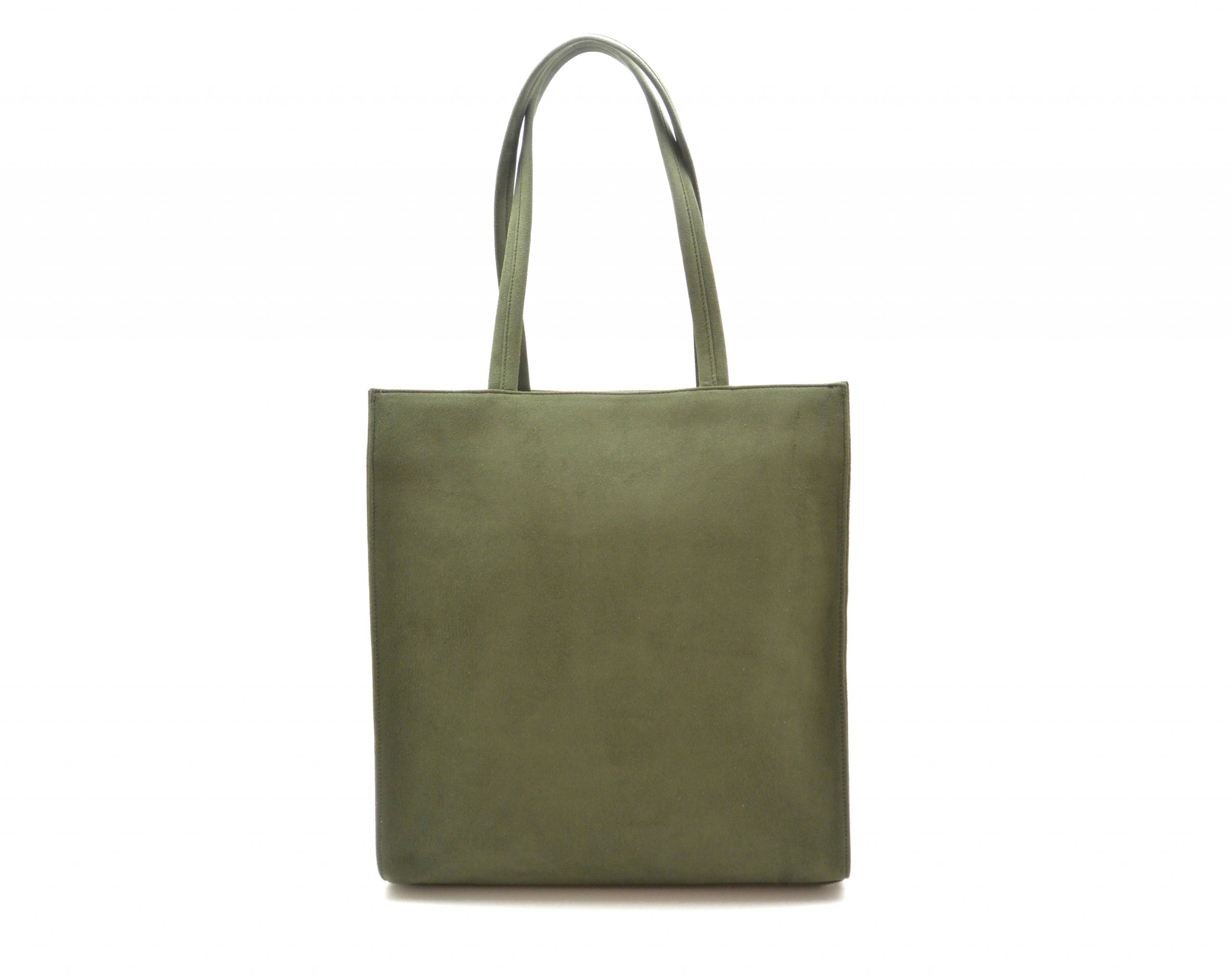 Denise Roobol | Plain Work Bag Army Green
