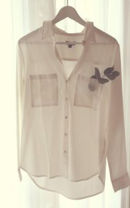 Miss Green Blouse Tencel