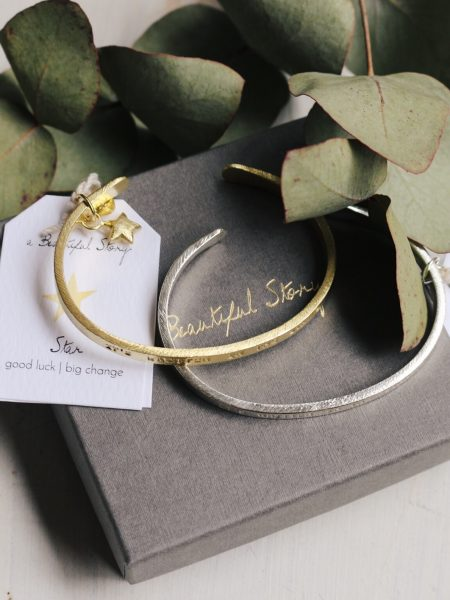 A Beautiful Story | Armband Pure Libelle Goud