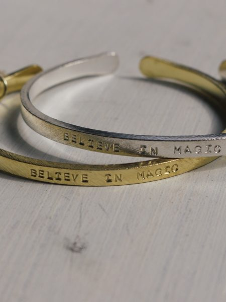 A Beautiful Story | Armband Hartje Goud