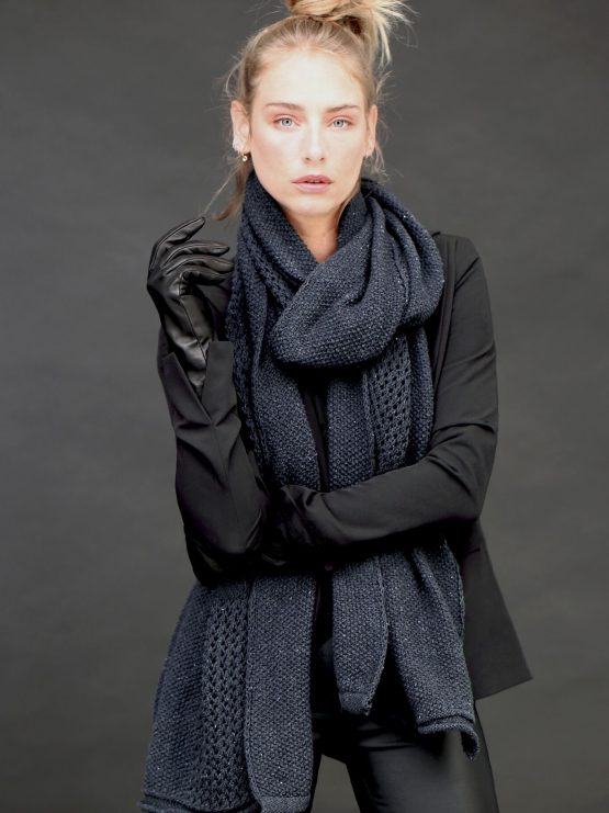 RESISTE ET REVE | SJAAL GERECYCLED DENIM TAUPE from Wolf and Storm