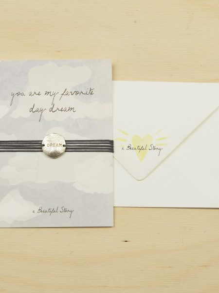 A Beautiful Story | Jewelry Postcard Dream