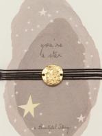 A Beautiful Story   Jewelry Postcard Stars