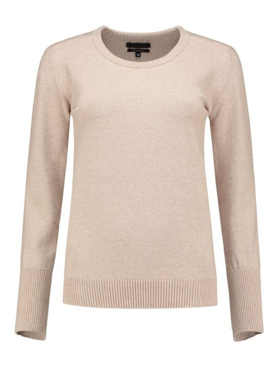 Resiste et Reve | Nina Sweater Taupe from Wolf and Storm