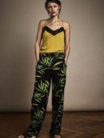 Alchemist| Olive Print Pants