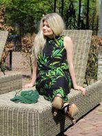 Alchemist | Olive Print Pants
