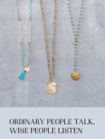 A Beautiful Story | Rosary Turquoise