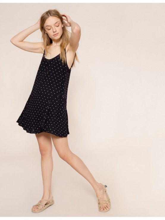 Friday's Project  Dots Dress