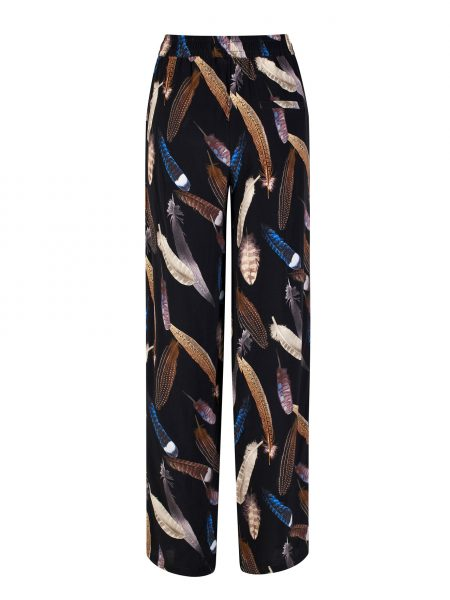 Alchemist | Feather Print Pants