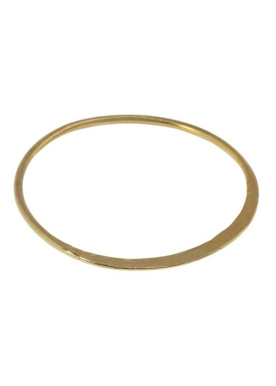 People Tree | Sophie Bangle Brass