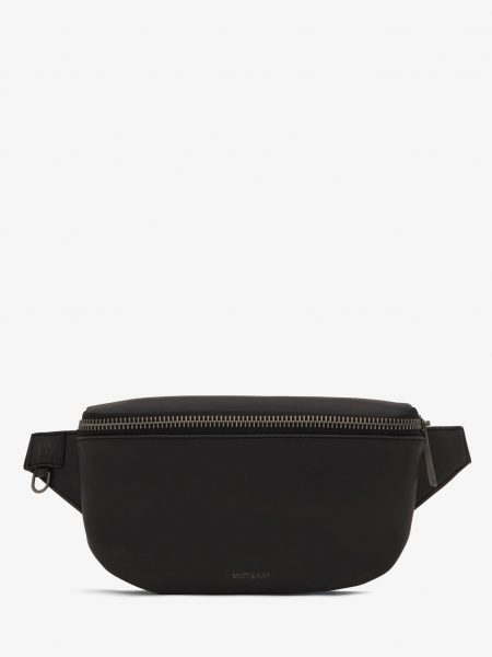 Matt and Nat | Vie Fanny Bag Zwart