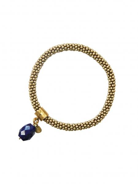 A Beautiful Story   Jacky Gold Lapis Lazuli