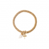 A Beautiful Story | Jacky Moonstone Dragonfly Gold Bracelet