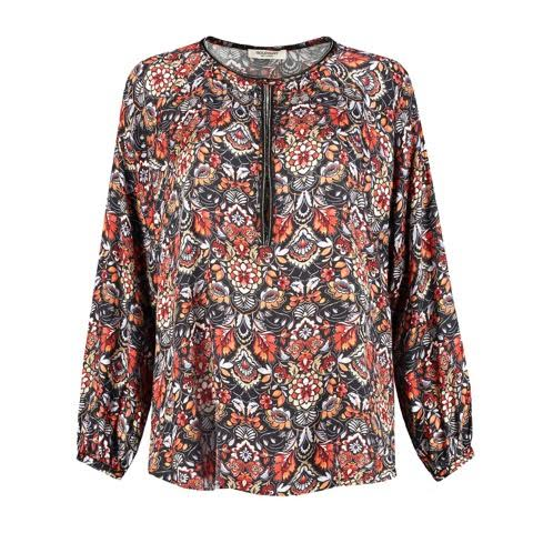Gold Dust   Milla Top Paisly