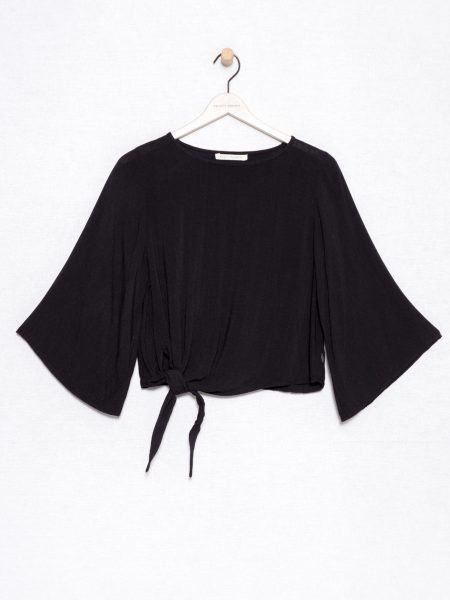 Friday's Project| Flare Sleeve Top