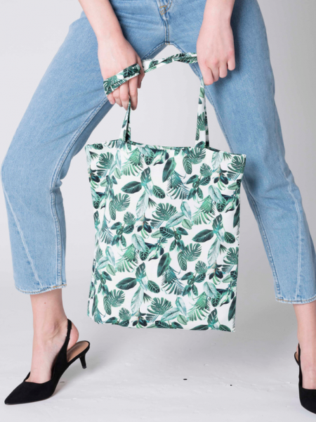 Jan 'n June | Tote Bag Jungle Print