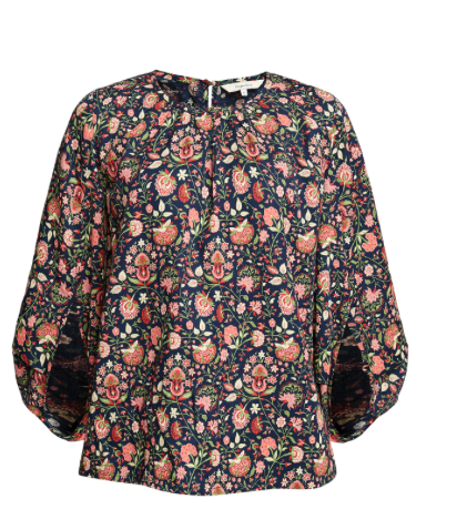 People Tree | V&A Yasmin Print Top