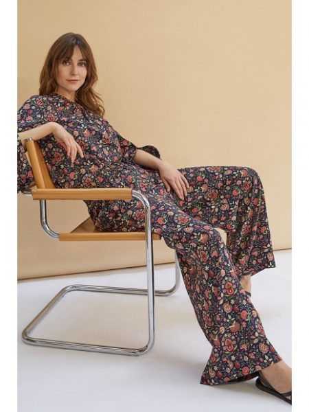 People Tree | Yasmin Print Trousers