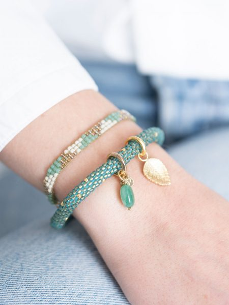 A Beautiful Story | Jacky Multi Color Aventurine