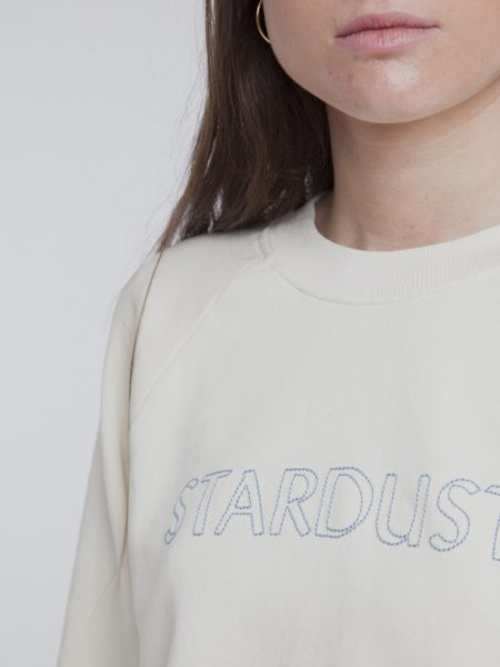 Thinking Mu | Star Dust Raglan Sweatshirt