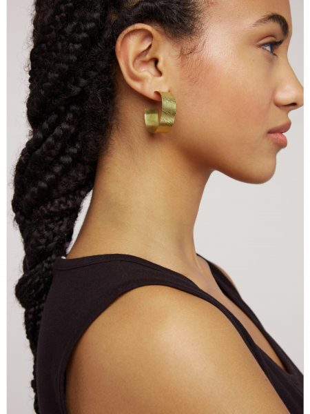 People Tree | Wide Hoop Earring