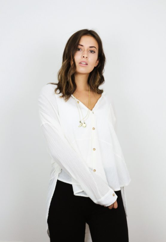 Friday's Project | Duurzame Blouse