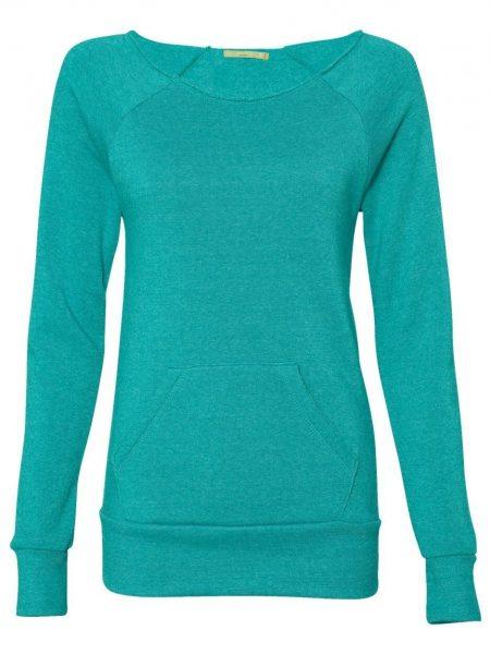 Alternative Apparel   Sweatshirt Blue
