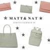 De Nieuwe Collectie Van Matt & Nat