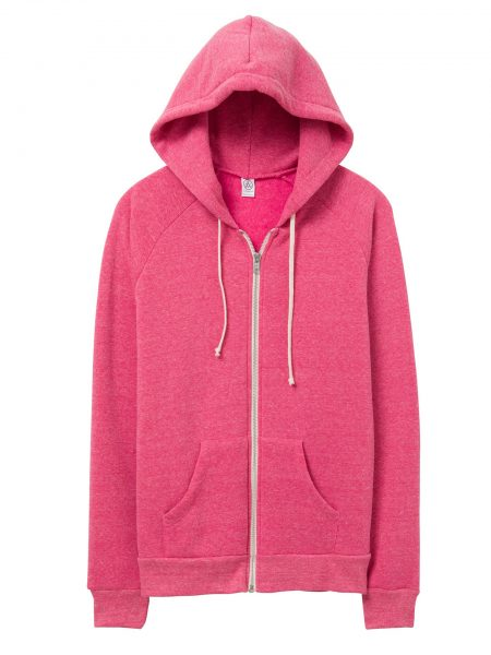 Alternative Apparel | Hoodie Roze
