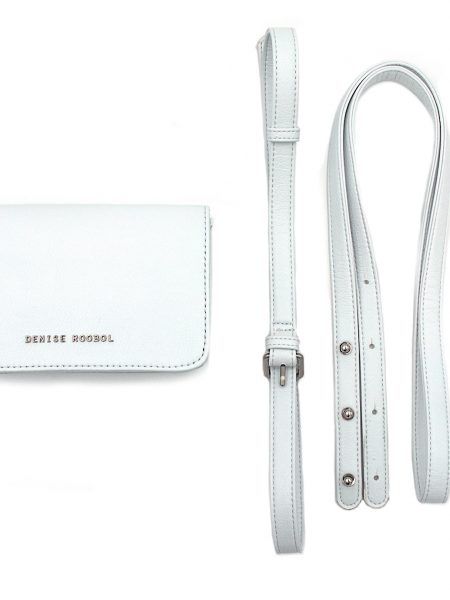 Denise Roobol Belt Bag White