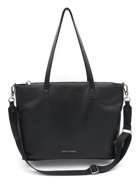 Denise Roobol XL Shopper Black