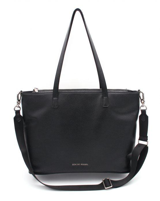 Denise Roobol XL Shopper black 1 product