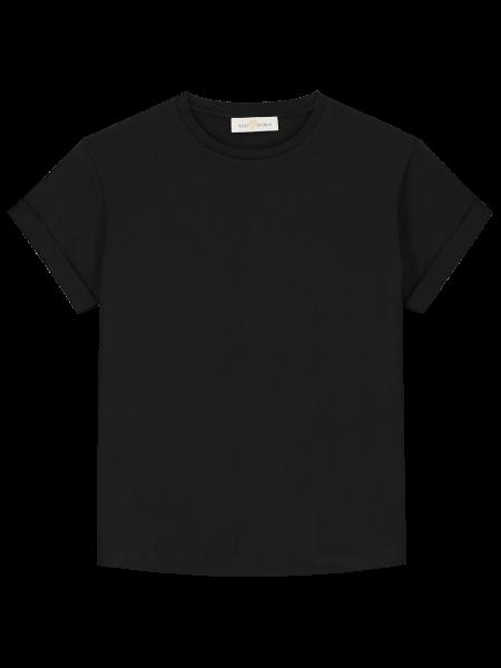 Wolf & Storm | Shirt Biologisch Katoen Zwart