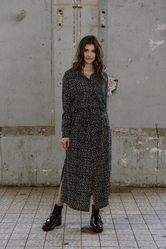 J-lab3l Maxi dress Nalini animal dot