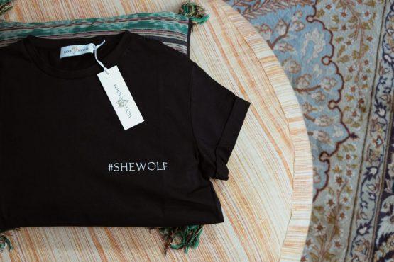 WOLF & STORM | SHIRT BIOLOGISCH KATOEN GEORGIA SHEWOLF