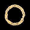 TAJ   VINTAGE BRACELET DIONE, GOLD PLATED