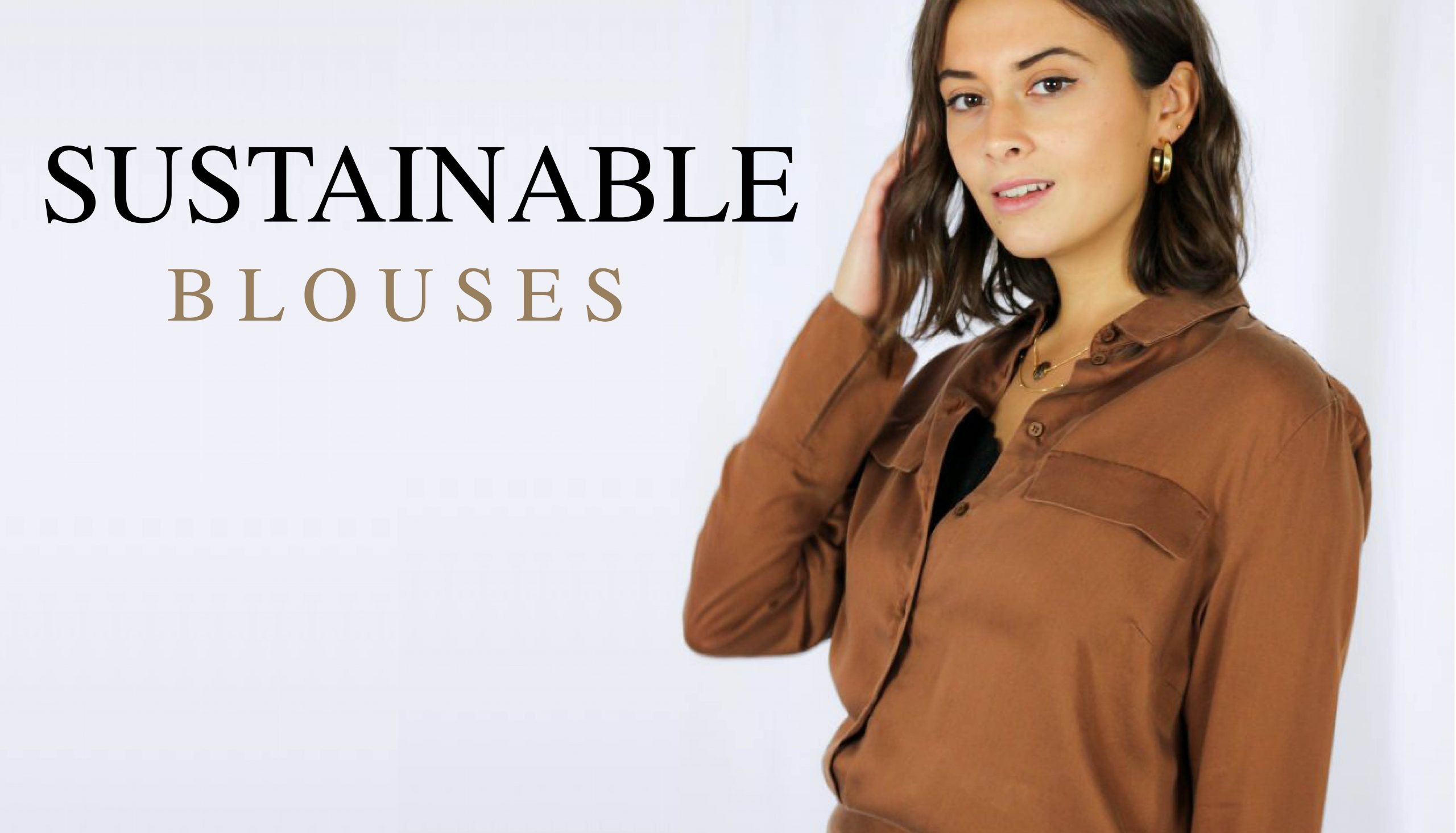 SUSTAINABLE BLOUSES