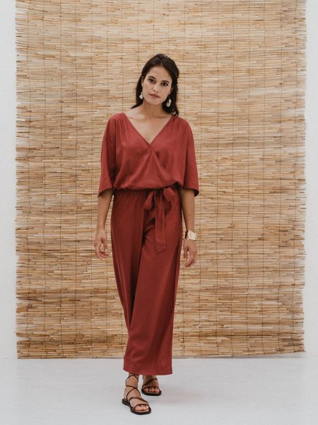 J-LAB3L | Jumpsuit Vibha Berry