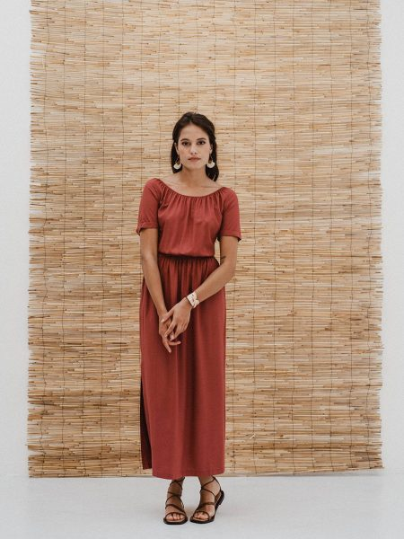 J-LAB3L | Maxi Dress Radhika Berry