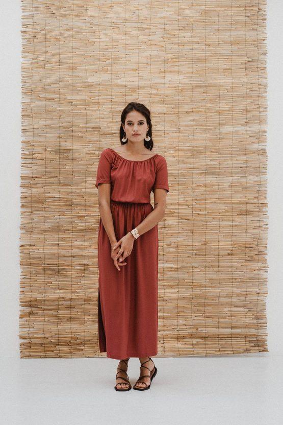 J-LAB3L | Maxi Dress Radhika Berry